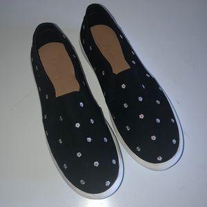 Ann Taylor LOFT slip-on sneakers
